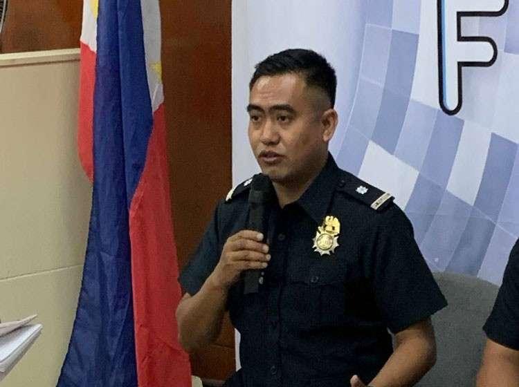 CEBU. Chief Inspector Josephus Alburo sa Bureau of Fire Protection-Central Visayas. (SunStar)