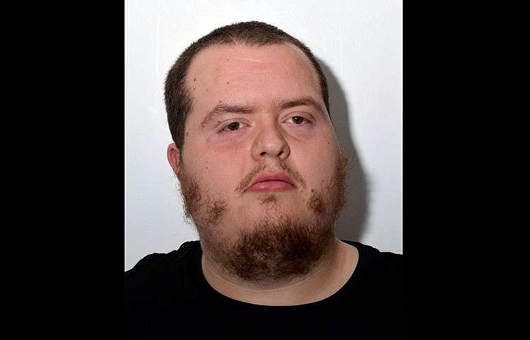 LONDON. This undated handout photo provided by Counter Terrorism Policing South East shows a custody image of Lewis Ludlow. A Muslim convert has been sentenced on Wednesday, March 6, 2019 to at least 15 years in prison for plotting a van attack on crowds in London's busy Oxford Street shopping district. (AP)