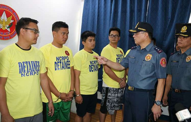 8 erring cops jailed over kidnapping, estafa - SUNSTAR