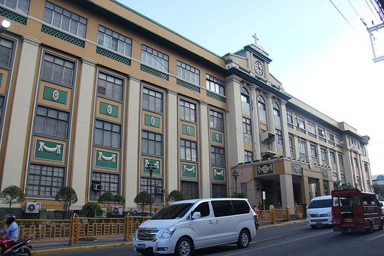 University of San Carlos in Cebu City (SunStar File)