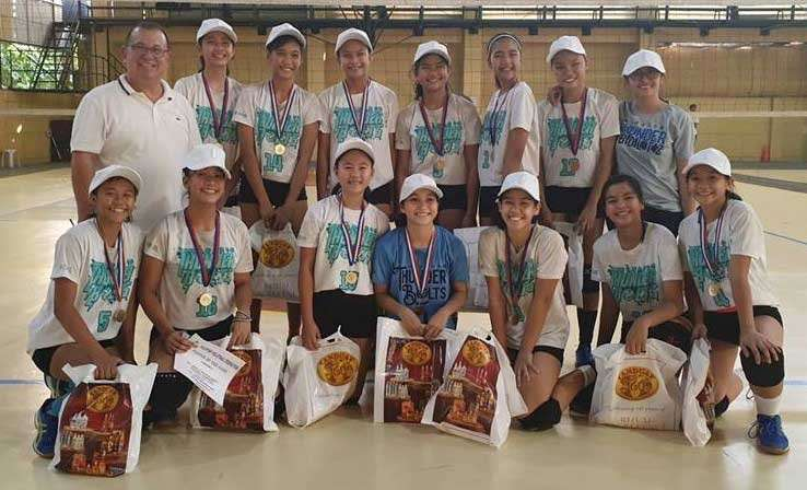 BACOLOD. Under 15 champions Bacolod Tay Tung High School. (Contributed photo)