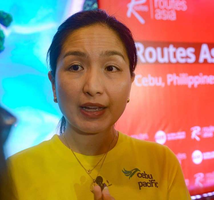 CEBU. Candice Iyog, Cebu Pacific vice president for marketing and distribution, announced they will be adding 32 new energy-efficient airplanes to their fleet by 2022. (SunStar Cebu/Arni C. Aclao)