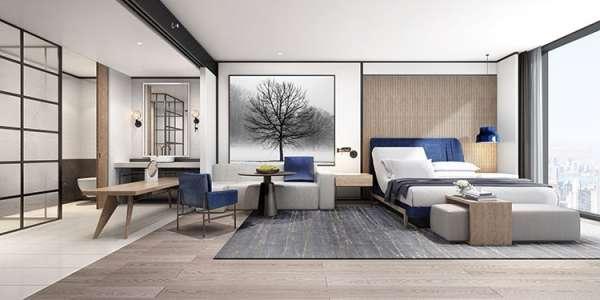 Sheraton guest room