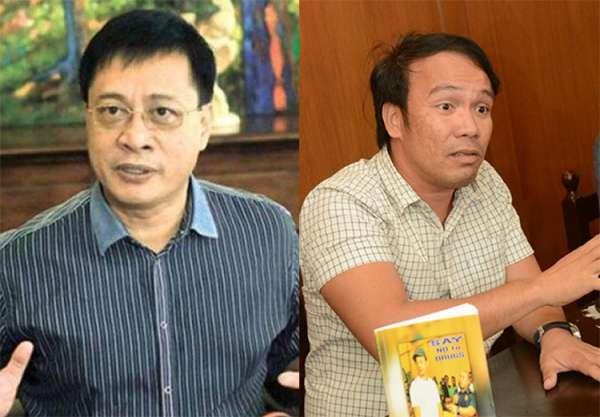 CEBU. Daanbantayan, Cebu Mayor Vicente Loot (left) and San Fernando, Cebu Vice Mayor Fralz Sabalones. (SunStar File)