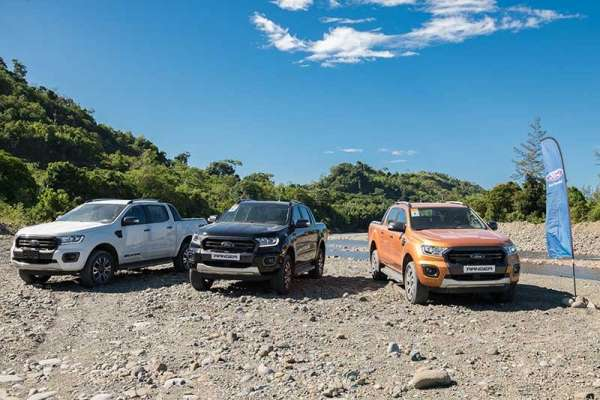 New Ranger. Ford Philippines has extended special offers for the Ranger, as well as the Everest, EcoSport and Explorer, until March 31. One can pick up P60,000 in cash savings for the Ranger, or enjoy SUV deals of zero percent interest for up to four years for the Everest. (Contributed Photo)