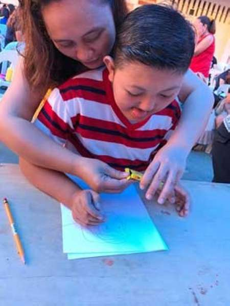 CAGAYAN DE ORO. Celebrating love with children the JCI way. (Contributed photo)