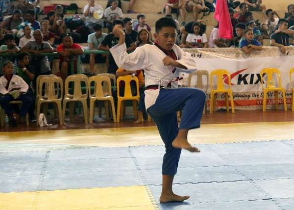 With taekwondo among the 20 sports discipline to be played in Batang Pinoy, Baguio City is once again pinning its hope on combative sports in the weeklong competition for athletes under 15 years old. (SunStar Baguio photo)