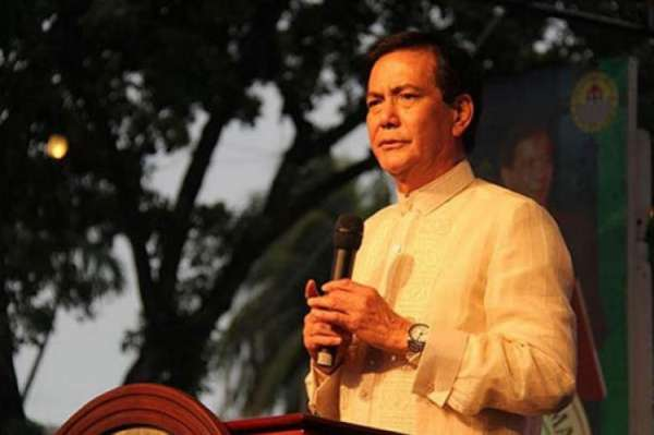CEBU. Former Cebu City mayor Mike Rama. (SunStar File)