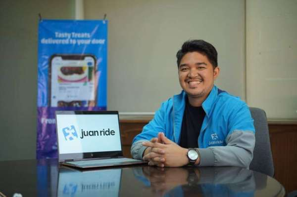 """BACOLOD. Juan Ride founder and chief executive officer Argie Muyco joins """"The Final Pitch"""" on CNN Philippines. His episode will air Sunday, March 24, 2019. (Contributed photo)"""