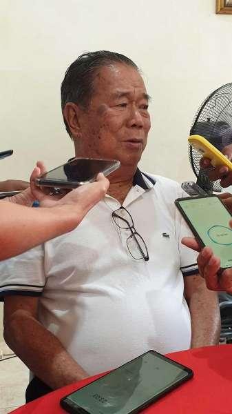 NEGROS. Negros Occidental Governor Alfredo Marañon Jr. (Carla N. Cañet)
