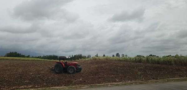 NEGROS. Sugarcane plantations in northern Negros will be the first to get rain through cloud seeding as requested by Negros Occidental Governor Alfredo G. Marañon Jr. before the Department of Agriculture. (Carla Cañet)