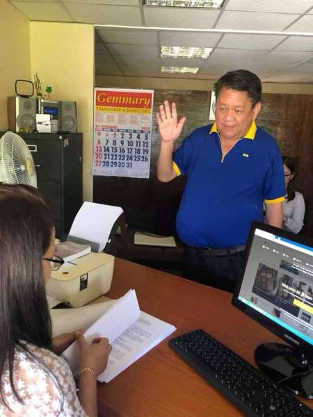 CEBU. Last January, Cebu City Mayor Tomas Osmeña lodged a complaint against Councilor Pastor Alcover Jr. before the Office of the Ombudsman- Visayas for allegedly maligning the former's reputation. (SunStar file foto)