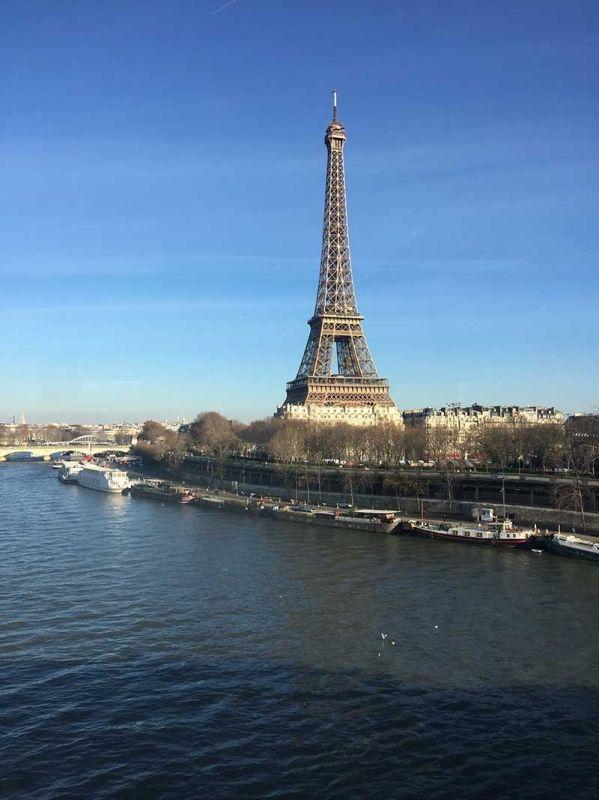Majestic Pillar: Nagpabiling usa sa labing bantugan nga struktura ang Eiffel Tower sa tibuok kalibutan hangtod niining panahona human sa iyang katukoran niadtong 19th century. (John Paul V. Pepito)
