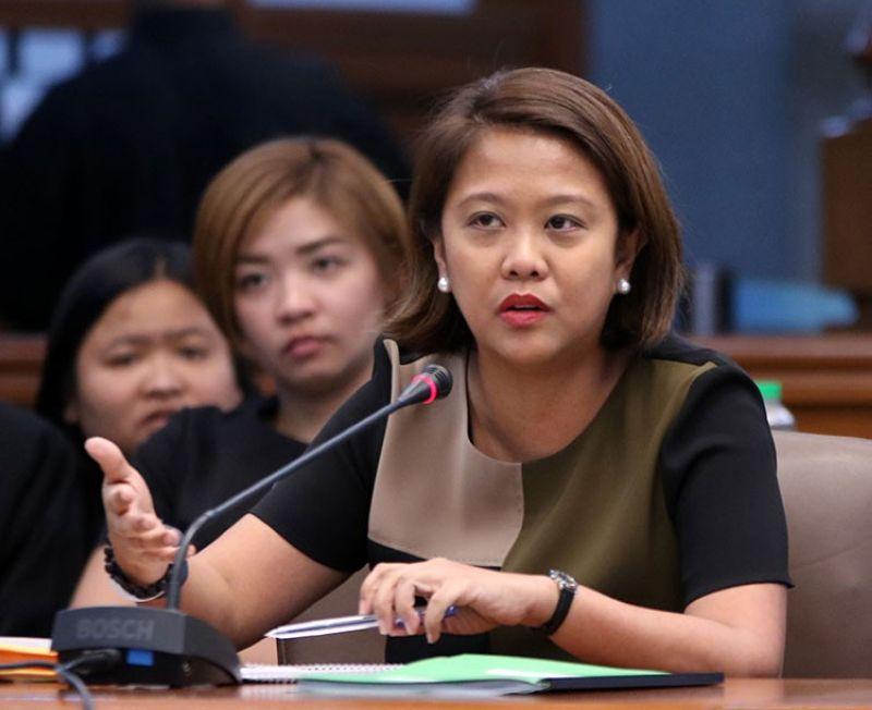 MANILA. Senator Nancy Binay. (Contributed photo)
