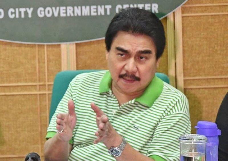BACOLOD. Bacolod City Mayor Evelio Leonardia. (PIO photo)