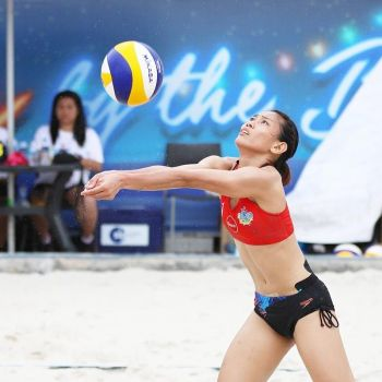 BANTAYAN-BOUND. PetroGazz's Jonah Sabete will be joining 11 other women's teams in the Beach Volleyball Republic second leg in Bantayan Island this weekend. (Contributed photo)