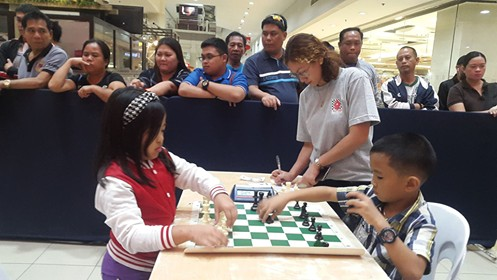 CAGAYAN DE ORO. Top young chess talents will also see action in the cash-rich Cong. Rufus Cup chess fest on Saturday, March 23 at the Nazareth gym in Cagayan de Oro City. (Lynde Salgados)
