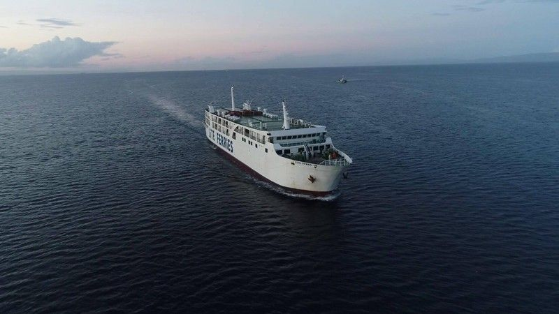 M/V Lite Ferry 19. Lite Shipping Corp. will launch its newest vessel, which boasts of interior-designed rooms, 40-seater restaurant and multi-purpose kiosk. (Contributed Photo)