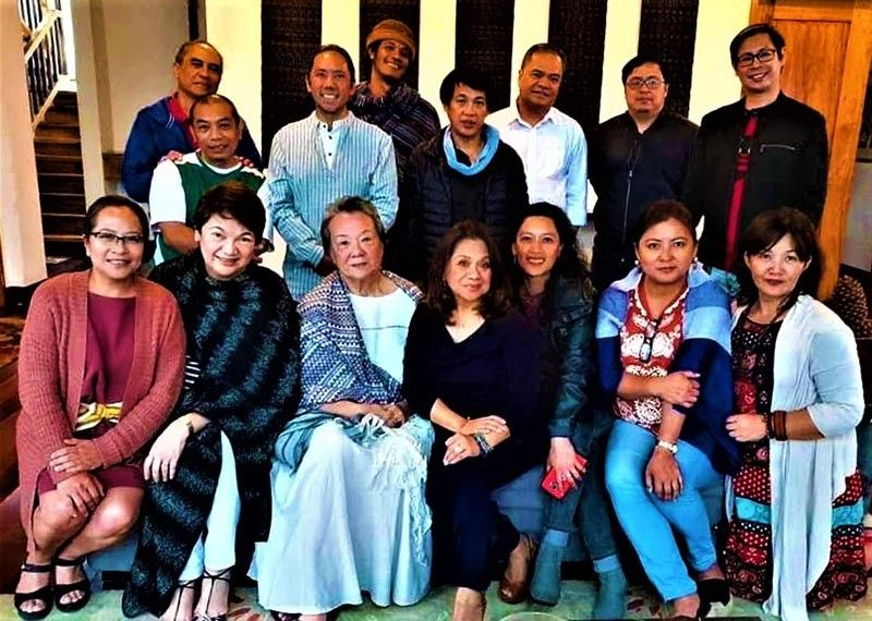 BAGUIO. BACCI collating and integrating committee. (Contributed photo)