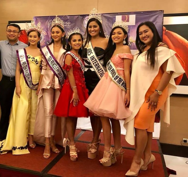 Ms. Teen Princess send-off (Flor V. Querubin)