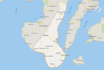 NEGROS ORIENTAL. Sugod Marso 25 isaka na sa PRO 7 full alert status sa tibuok probinsya sa Negros Oriental tungod sa nagsingabot nga 50th founding anniversary sa NPA. (Google Maps)