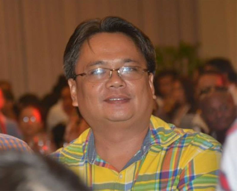 CEBU. Cebu City Councilor Alvin Arcilla. (Photo from Arcilla's  Facebook page)