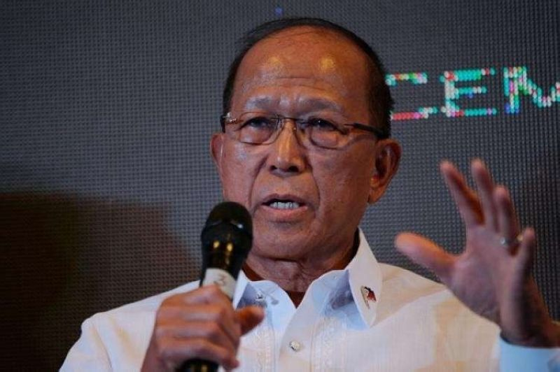 MANILA. Defense Secretary Delfin Lorenzana. (SunStar File)