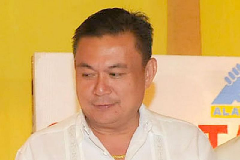 CEBU. Former Sibonga mayor Lionel Bacaltos. (SunStar file)