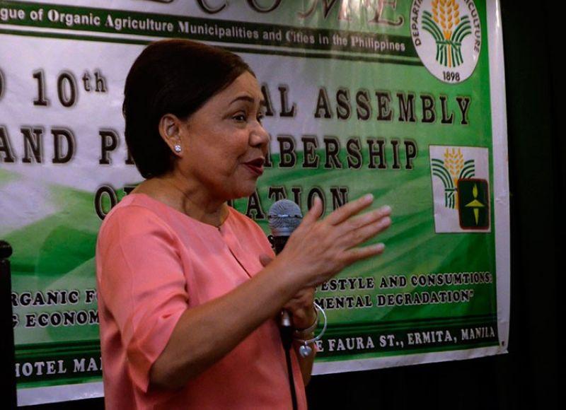 MANILA. Senator Cynthia Villar. (Al Padilla/SunStar Philippines)