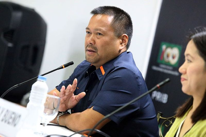 MANILA. Senator JV Ejercito. (Al Padilla/SunStar Philippines)