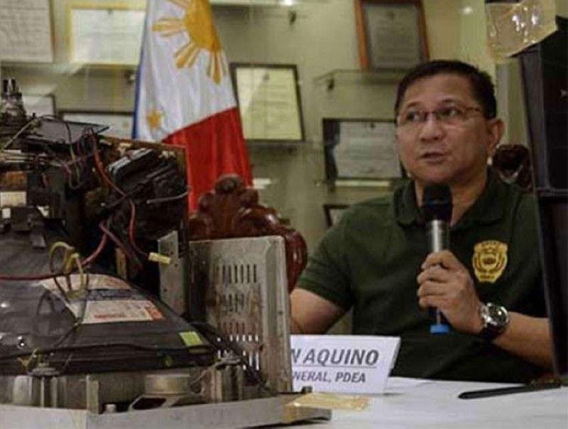 MANILA. Philippine Drug Enforcement Agency (PDEA) Chief Aaron Aquino. (SunStar File)