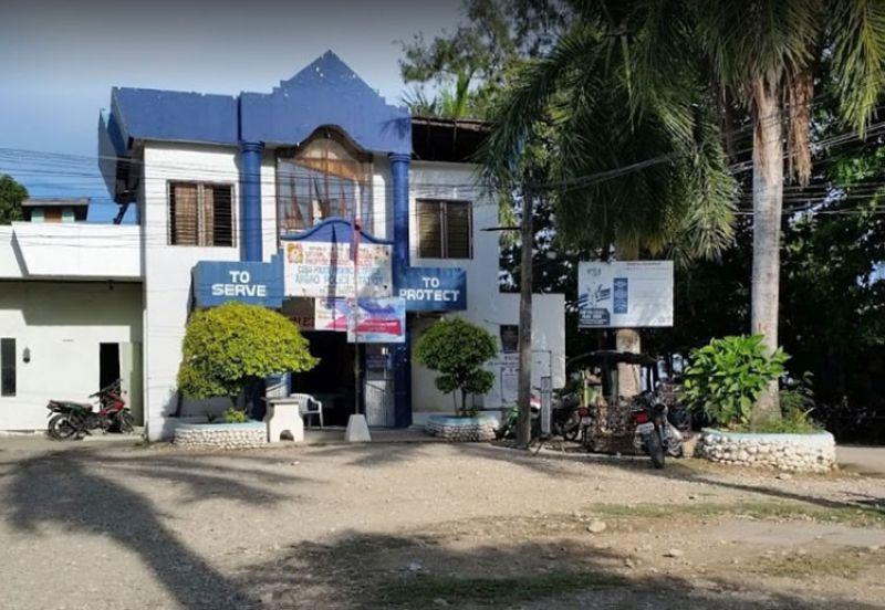Argao Police Station