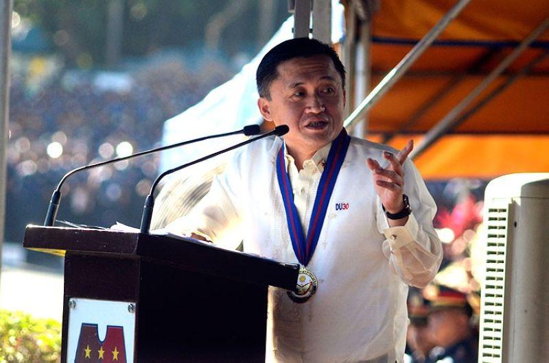 MANILA. Senatorial candidate Christopher