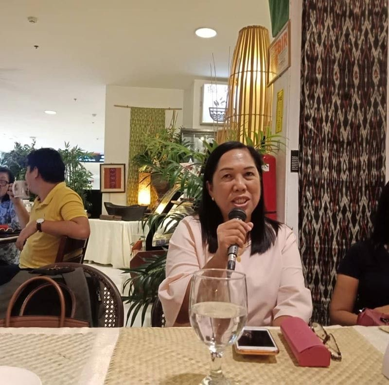 DAVAO. Spamast director for research and extension doctor Augie Fuentes said they have data on identified suitable areas for small-scale irrigation projects that national agencies could use for their projects. (Photo by Lyka Casamayor)