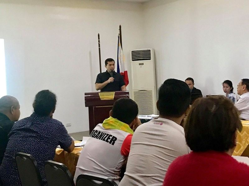 CEBU. With the creation of the council, DOT Central Visayas Director Shahlimar Tamano said sports tourism will now be represented in all of the region's tourism undertakings. (Photo by Katlene O. Cacho)
