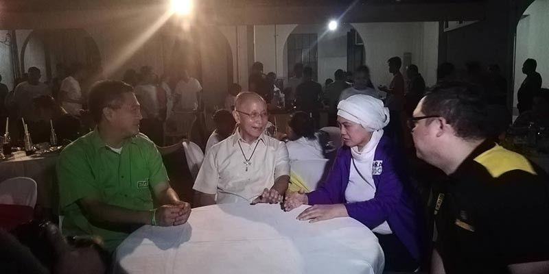CAGAYAN DE ORO. Senatorial candidates under the opposition