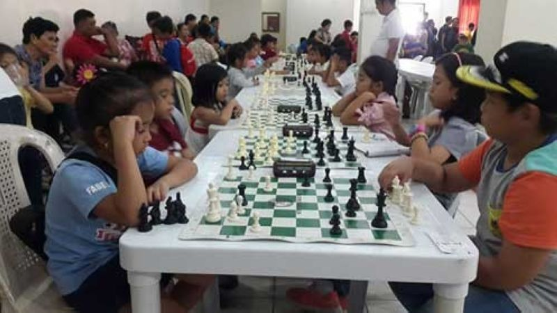 KIDDIES chess rivalry will enliven the West City Central School today, March 30 in brgy. Carmen, Cagayan de Oro. (Lynde Salgados)