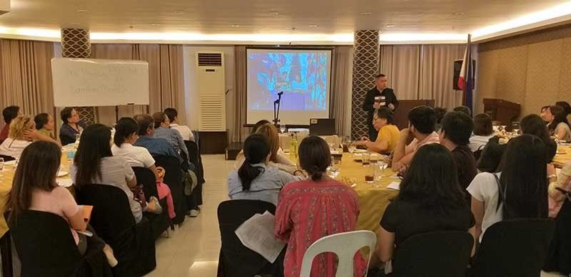 BACOLOD. At least 45 women entrepreneurs, food processors, and small and medium enterprises in Negros Occidental attend the Marketing Trends Seminar initiated by Metro Bacolod Chamber of Commerce and Industry at GT Hotel in Bacolod City. (Erwin P. Nicavera)