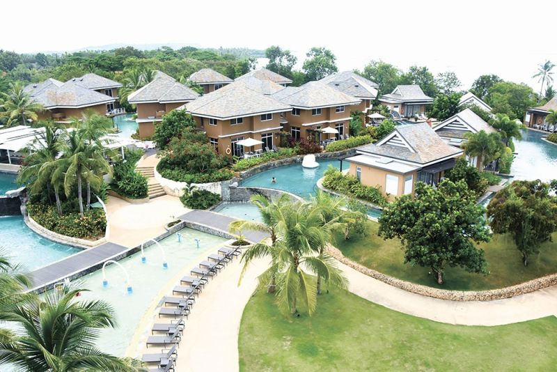 CONFIDENCE IN BOHOL. Seeing even more growth in Bohol's tourism industry, the operators of Be Grand Resort in Panglao, Bohol will be expanding the facility this year. Enrison Holdings recently completed a major renovation for its resort in Punta Engaño, Lapu-Lapu City, Cebu. (SunStar file)