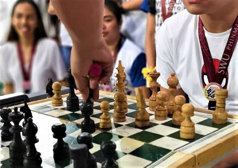 CEBU. Students in the Basic Education Department of Southwestern University Phinma get the chance to hone 21st century skills during Chess Time every week. In the school's Basic Education Day, Chess Time is included, featuring a talk, an exhibition game, and tournament. (PR)