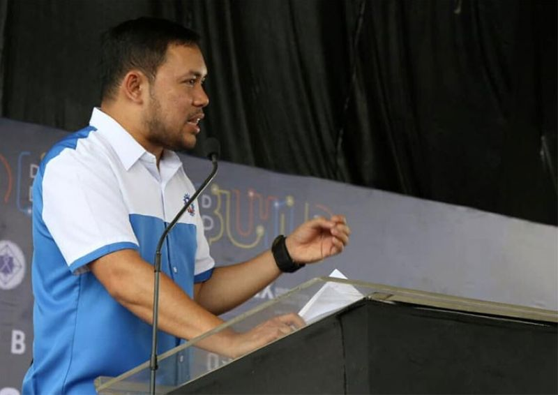 BACOLOD. Department of Public Works and Highways (DPWH) Secretary Mark Villar. (Photo from Villar's Facebook page)