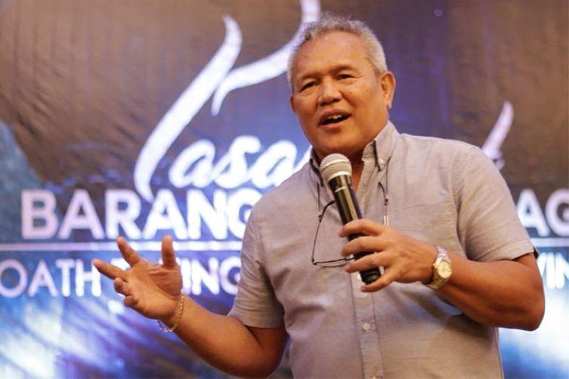 CAGAYAN DE ORO. Mayor Oscar Moreno. (Photo from Moreno's Facebook page)