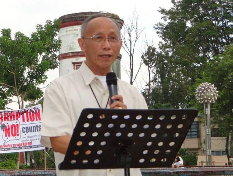 CAGAYAN DE ORO. Cagayan de Oro Archbishop Antonio Ledesma. (Photo from Ledesma's Facebook account)