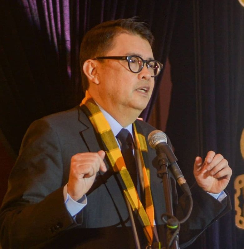 CEBU. Joey Concepcion, Presidential Adviser for Entrepreneurship, said the creation of new airports in the country will usher in more tourists, especially in the areas considered untapped in terms of tourism ventures. Concepcion served as keynote speaker during the general membership meeting of the Cebu Chamber of Commerce and Industry (CCCI) on Tuesday, April 2. (SunStar Cebu/ Arni Aclao)