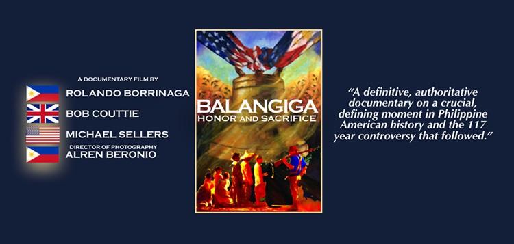 EASTERN SAMAR. The upcoming documentary film Balangiga I Honor and Sacrifice. (Contributed photo)