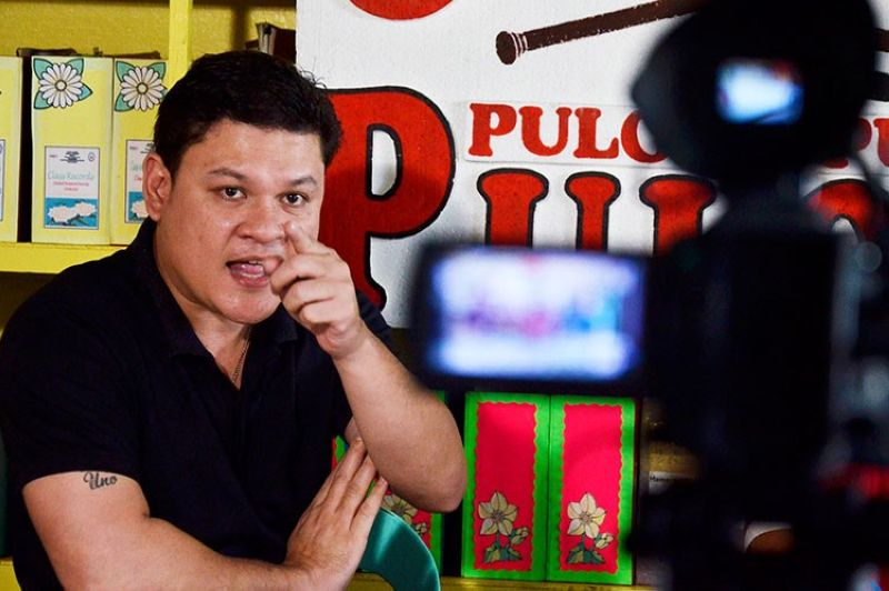 MANILA. President Rodrigo Duterte's son, Paolo Duterte, who is running for Davao City First District representative in the May 13, 2019 elections. (SunStar File)