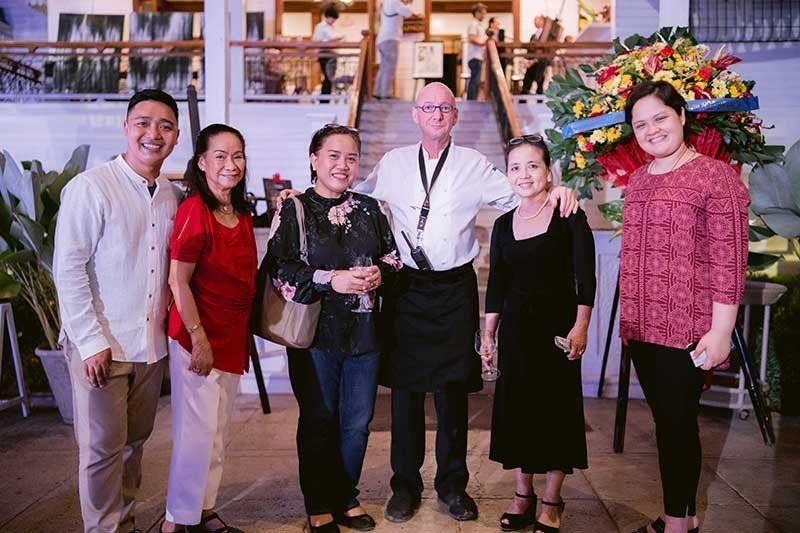 Adrian Sollano, Aissa dela Cruz, Jing Fadriga, Chef Steve Shrimski, Eya Shrimski, Lianne Sala