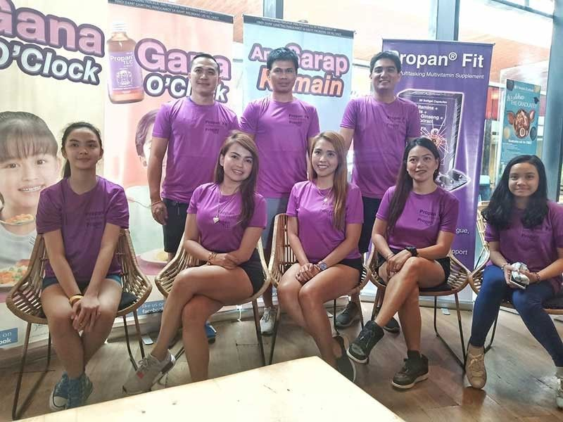 MORE EVENTS. After their first event, organizers of the Proppee's Summer Basketball Clinic hope to get into other sports like volleyball and futsal. (SunStar Photo/Richiel S. Chavez)
