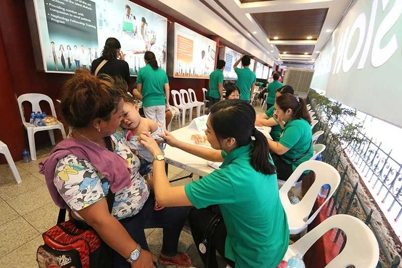 Chong Hua Hospitals offer free surgery to 200 poor patients