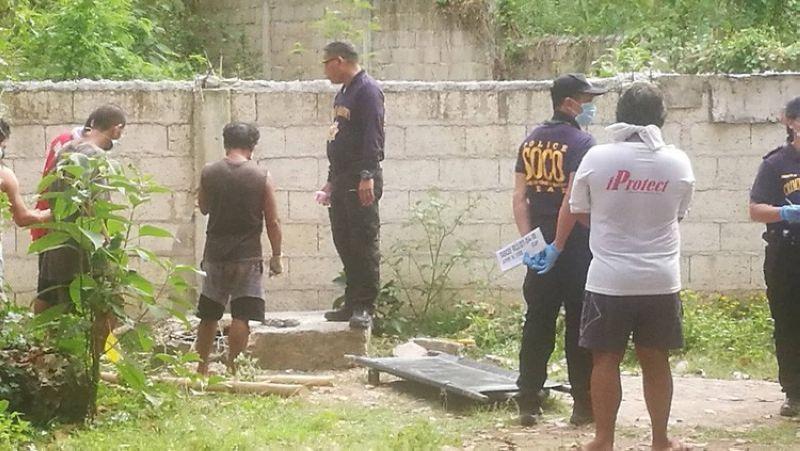 CEBU. Residents of Barangay Cogon Cruz in Danao City are still baffled as to who killed Tessa Marie Ygay, 14, who was found dead inside a septic tank of the Cogon Cruz Elementary School. (SunStar/Allan Cuizon)